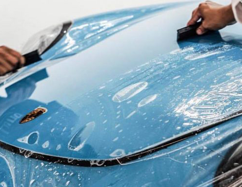 best-paint-protection-film-for-cars